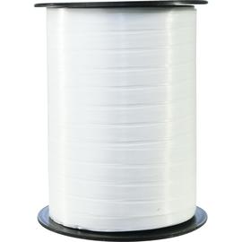 Clairefontaine Geschenkband 601701C 7mmx500m weiß (ST=500 METER) Produktbild