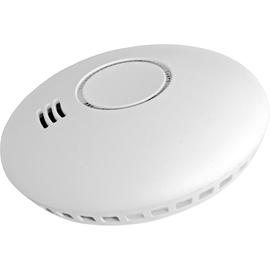 Funkrauchmelder 001043 CC-80 mit integrietem Hitzemelder weiß Produktbild
