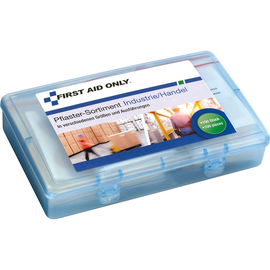 FIRST AID ONLY Pflaster P-10023 Industrie 100 St./Pack. (PACK=100 STÜCK) Produktbild