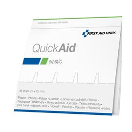 FIRST AID ONLY Nachfüllpack QuickAid P-44006 00 45 St./Pack. (PACK=45 STÜCK) Produktbild