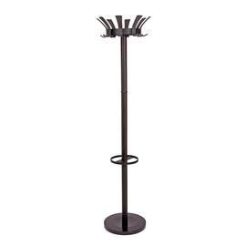 ALBA Garderobenständer PMKRONY 176cm 8Doppelhaken schwarz Produktbild