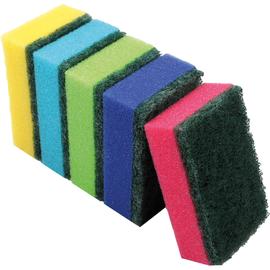 aQualine Topfreiniger 1012 farbig sortiert 10 St./Pack. (PACK=10 STÜCK) Produktbild