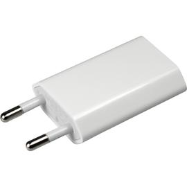 Apple Netzadapter MD813ZM/A Bulk USB für iPhone Produktbild