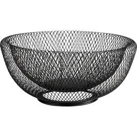 APS Obstkorb Wire 30206 31cm schwarz Produktbild
