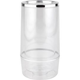 APS Flaschenkühler 36032 12x23cm Kunststoff transparent Produktbild