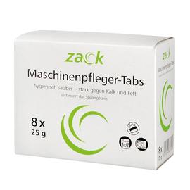 zack MaschinenreinigerTabs 96692 25g 8 St./Pack (PACK=8 STÜCK) Produktbild