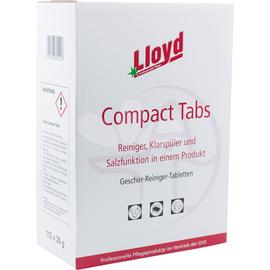 Lloyd Spülmaschinentabs 95074 112 St./Pack. (PACK=112 STÜCK) Produktbild