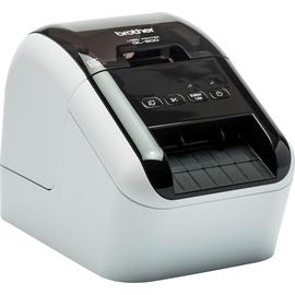 Brother Etikettendrucker QL800ZG1 grau Produktbild