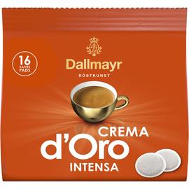 Dallmayr Kaffeepad Crema dOro Intensa 428016007 16 St./Pack. (PACK=16 STÜCK) Produktbild