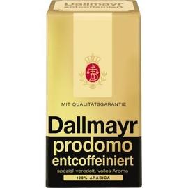 Dallmayr Kaffee prodomo 137000000 entkoffeiniert gemahlen 500g (PACK=500 GRAMM) Produktbild