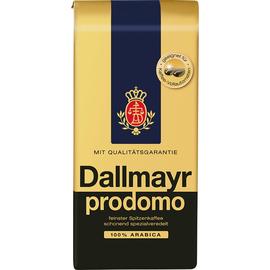 Dallmayr Kaffee prodomo 032000000 ganze Bohne 500g (PACK=500 GRAMM) Produktbild