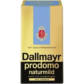 Dallmayr Kaffee prodomo naturmild 039000000 gemahlen 500g (PACK=500 GRAMM) Produktbild