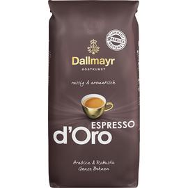 Dallmayr Kaffee Espresso dOro 546000000 ganze Bohne 1.000g Produktbild