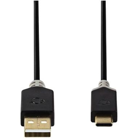 Nedis USB Kabel CCBP60600AT10 Stecker-Stecker CA 1m an Produktbild