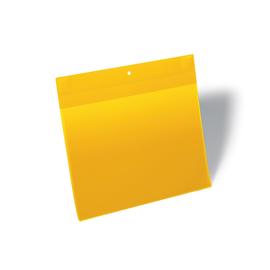 DURABLE Magnettasche 174804 A4 quer ge 10 St./Pack. (PACK=10 STÜCK) Produktbild