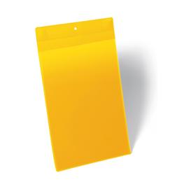 DURABLE Magnettasche 174704 A4 hoch ge 10 St./Pack. (PACK=10 STÜCK) Produktbild