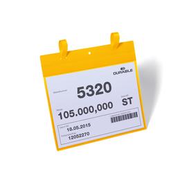 DURABLE Logistiktasche 175104 Lasche A4 quer ge 50 St./Pa (PACK=50 STÜCK) Produktbild