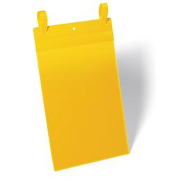 DURABLE Logistiktasche 175004 Lasche A4 hoch ge 50 St./Pa (PACK=50 STÜCK) Produktbild