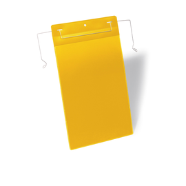 DURABLE Kennzeichnungstasche 175304 Bügel A4 hoch ge 50 St./Pa (PACK=50 STÜCK) Produktbild