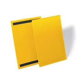 DURABLE Kennzeichnungstasche 174404 A4 magn. ge 50 St./Pack. (PACK=50 STÜCK) Produktbild