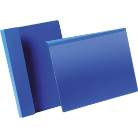 DURABLE Kennzeichnungstasche 172307 DIN A4 quer dunkelblau 50 St./Pack. (PACK=50 STÜCK) Produktbild