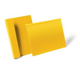 DURABLE Kennzeichnungstasche 172304 DIN A4 quer ge 50 St./Pack. (PACK=50 STÜCK) Produktbild