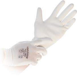 HYGOSTAR Arbeitshandschuh ULTRA FLEX HAND 33816 Nylon S ws 12Paar (PACK=24 STÜCK) Produktbild