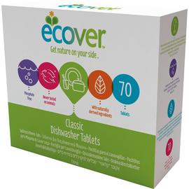 Ecover  Spülmaschinentabs 02600009 Classic Zitrone 70 St./Pack. (PACK=70 STÜCK) Produktbild