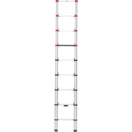 Hailo Teleskopleiter FlexLine T80 7113-091 9Sprossen Produktbild