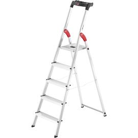 Hailo Stehleiter L60 StandardLine 8160-507 5Stufen Produktbild