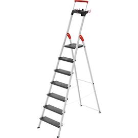 Hailo Stehleiter L100 TopLine 8050-707 7Stufen Produktbild