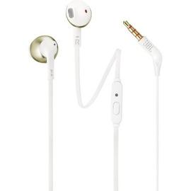 JBL Kopfhörer In Ear Tune JBLT205CGD champagner Produktbild