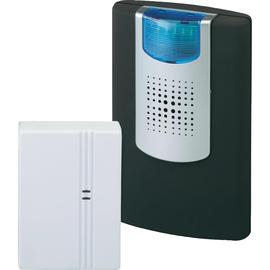 HEIDEMANN Funkklingel HX Action 70835 schwarz/weiß Produktbild