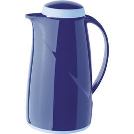 Helios Isolierkanne Wave 2944-008 1l dunkelblau Produktbild