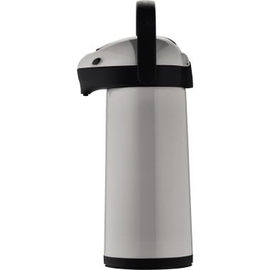 Helios Isolierkanne Airpot 8196-161 1,9l grau/schwarz Produktbild