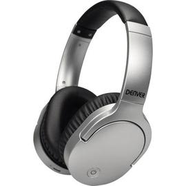 DENVER Kopfhörer BTN-207SILVER Over-Ear Bluetooth NR silber Produktbild