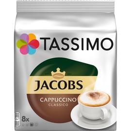 Tassimo Kaffeedisc Cappuccino Classico 4031500 8+8 St./Pack. (PACK=16 STÜCK) Produktbild