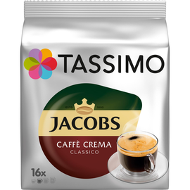 Tassimo Kaffeedisc Caffe Crema Classico 4031510 16 St./Pack. (PACK=16 STÜCK) Produktbild