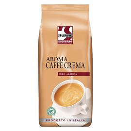 SPLENDID Kaffee Espresso Aroma Caffé Crema 4031720 1.000g (PACK=1000 GRAMM) Produktbild