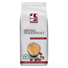 SPLENDID Kaffee Espresso Aroma Tradizionale 4031719 1.000g (PACK=1000 GRAMM) Produktbild