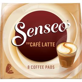 Senseo Kaffeepads Cafe Latte 4051016 8 St./Pack. (PACK=8 STÜCK) Produktbild