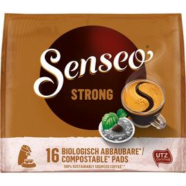 Senseo Kaffeepad Strong 4051954 16 St./Pack. (PACK=16 STÜCK) Produktbild