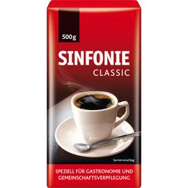 JACOBS Kaffee Sinfonie Classic 4031757 gemahlen 500g (PACK=500 GRAMM) Produktbild