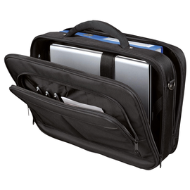 LIGHTPAK Notebooktasche LIMA Executive Line 46029 Polyester sw Produktbild