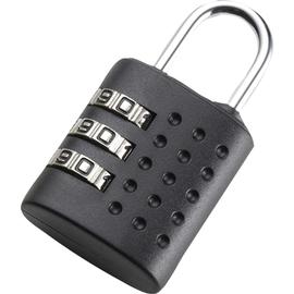 JSA Zahlenschloss 70553 3stellig Kunststoff/Metall schwarz Produktbild