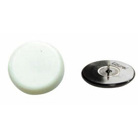 Laurel® Reißnagel 2703-10 30mm weiß 4 St./Pack. (PACK=4 STÜCK) Produktbild