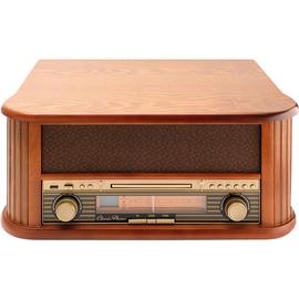 Lenco Plattenspieler TCD-2500 Radio CD USB Produktbild