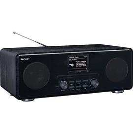 Lenco Internetradio DIR-260BK DAB+ FM CD Bluetooth Produktbild