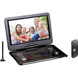 Lenco DVD-Player DVP-1273 2294293 DVB-T 2 12Zoll tragbar sw Produktbild