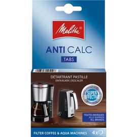 Melitta Entkalker-Tabs Anti Calc 105106 4 St./Pack. (PACK=4 STÜCK) Produktbild